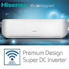 Новинка от Hisense – узнаваемый дизайн и широкий функционал