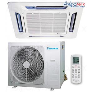 DAIKIN  FCQN60EXV/BYC50EX/RYN60CXV Неинверторная сплит-система кассетного типа