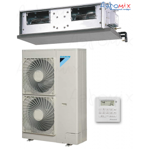 DAIKIN  FDMQN100CXV/RQ100DXY Неинверторная сплит-система канального типа