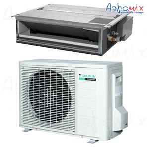 DAIKIN FDXM35F3/ARXS35L3  Инверторная сплит-система канального типа
