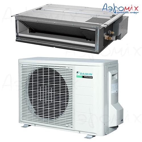 DAIKIN  FDXM50F3/ARXS50L   Инверторная сплит-система канального типа