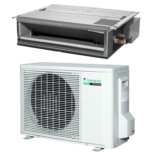 DAIKIN FDXM50F9/RXS50L Инверторная сплит-система канального типа