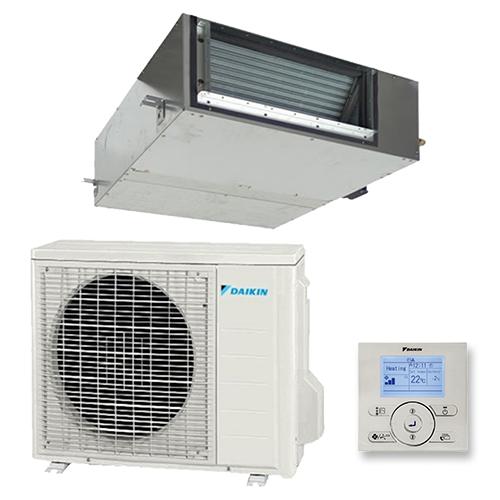 DAIKIN FBA60A9/RXS60L Инверторная сплит-система канального типа