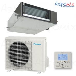 DAIKIN  FBA50A/ARXS50L Инверторная сплит-система канального типа