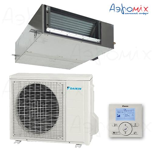 DAIKIN   FBA60A/RXS60L Инверторная сплит-система канального типа