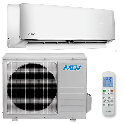 MDV MDSA-18HRFN1/MDOA-18HFN1 Инверторная сплит-система настенного типа AURORA Inverter