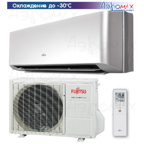 FUJITSU ASYG07LMCE-R/AOYG07LMCE-R  -30WC-1 Инверторная сплит-система настенного типа AIRFLOW