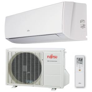 FUJITSU ASYG12LMCB/AOYG12LMCBN Инверторная сплит-система настенного типа AIRFLOW NORDIC Тепловой насос