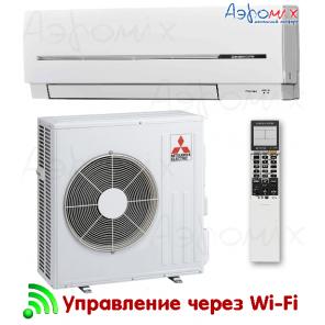 MITSUBISHI ELECTRIC  MSZ-SF50 VE/MUZ-SF50 VE   Инверторная сплит-система настенного типа
