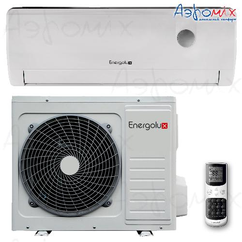 ENERGOLUX  SAS12B2-A/SAU12B2-A  Неинверторная сплит-система настенного типа  BASEL