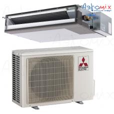 Mitsubishi Electric SEZ-KD25 VAQ/SUZ-KA25VA Инверторная сплит-система канального типа