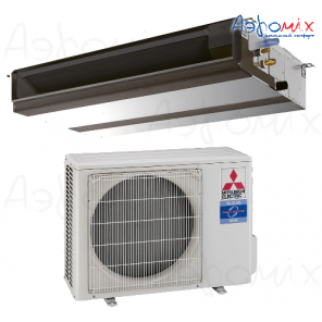 MITSUBISHI ELECTRIC PEAD-RP50JAQ/PUHZ-ZRP50VKA Инверторная сплит-система канального типа  Mr. SLIM