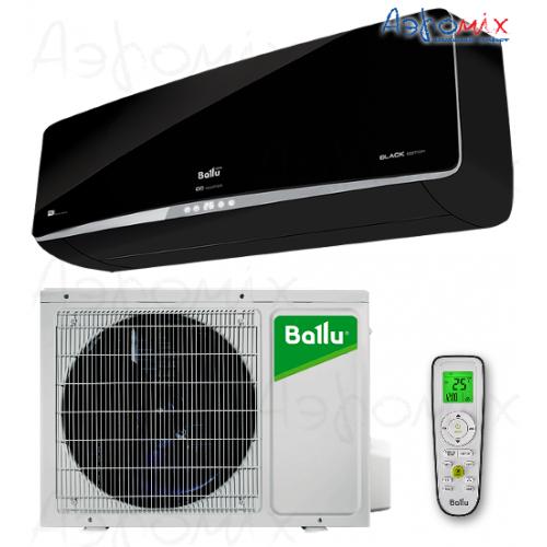 Ballu BSPI-10HN1/BL/EU Инверторная сплит-система настенного типа  Platinum ERP DC