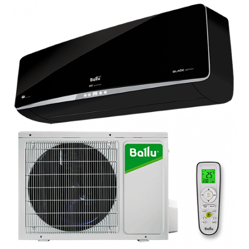 Ballu BSPI-13HN1/BL/EU Инверторная сплит-система настенного типа Platinum ERP DC