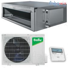 Ballu  BDA-18HN1  Неинверторная сплит-система канального типа