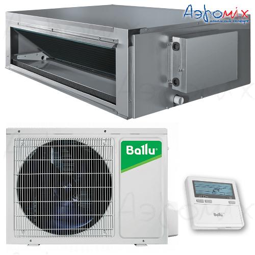 Ballu  BDA-24HN1  Неинверторная сплит-система канального типа