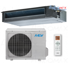 MDV MDTI-18HWN1  /MDOU-18HN1-L  Неинверторная сплит-система канального типа