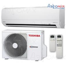 TOSHIBA RAS-10N3KV/RAS-10N3AV-E  Инверторная сплит-система настенного типа