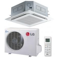 LG UT18WC.NP1R0/UU18WC.UL1R0 Инверторная сплит-система кассетного типа  SMART Inverter