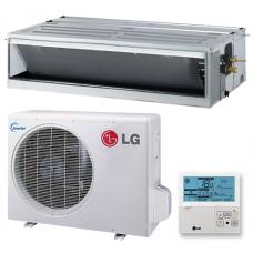 LG  UM18WC.N11R0/UU18WC.UL1R0 Инверторная сплит-система канального типа SMART Inverter