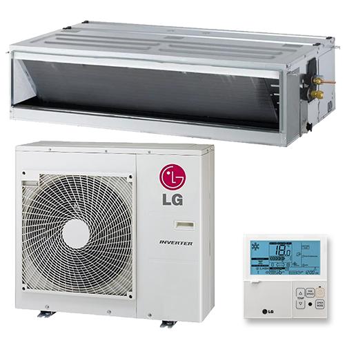 LG UM30WC.N11R0/UU30WC.U21R0 Инверторная сплит-система канального типа SMART Inverter