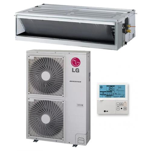 LG UM36WC.N21R0/UU36WC.U41R0 Инверторная сплит-система канального типа SMART Inverter