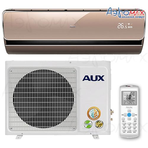 AUX  ASW-H12A4/LA-800R1DI AS-H12A4/LA-R1DI  Инверторная сплит-система настенного типа  LA  Exclusive Inverte
