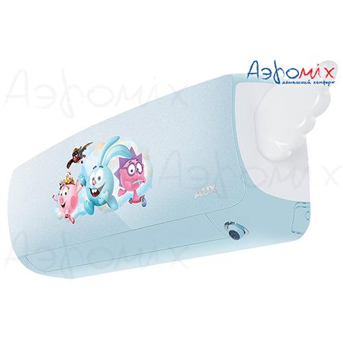 AUX  AWB-H09BC/R1DI-W AS-H09/R1DI  (c Wi-Fi)  Инверторная сплит-система настенного типа  Kids Inverter
