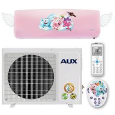 AUX  AWG-H09PN/R1DI AS-H09/R1DI  Инверторная сплит-система настенного типа  Kids Inverter