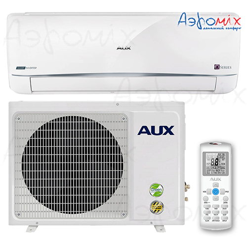 AUX  ASW-H09A4/DE-R1 AS-H09A4/DE-R1   Неинверторная сплит-система настенного типа  DE  ON/OFF