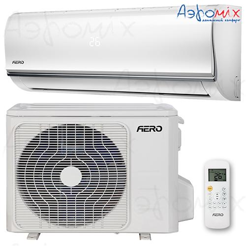 AERO ARS-II-09IH21D6-01/ARS-II-09OH21D6-01 Неинверторная сплит-система настенного типа