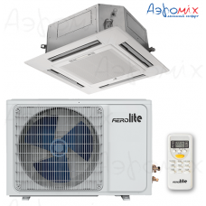 AERO ALLC-II-18IСHRL1/ALLC-II-18HL1  LITE Неинверторная сплит-система кассетного типа