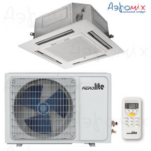 AERO ALLC-II-24IСHRL1/ALLC-II-24HL1 LITE Неинверторная сплит-система кассетного типа