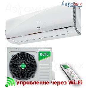 Ballu BSAGI-12HN1_17Y  Инверторная сплит-система настенного типа iGreen PRO DC