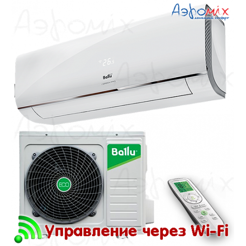Ballu BSAGI-09HN1_17Y  Инверторная сплит-система настенного типа  iGreen PRO DC