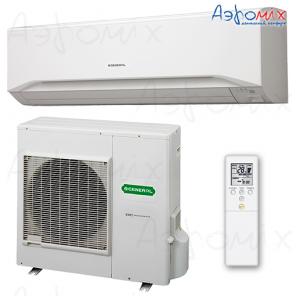 General  ASHG30LMTA/AOHG30LMTA Инверторные сплит-системы настенного типа  Eco Server