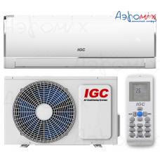 IGC  RAS/RAC-07AX  Неинверторная сплит-система настенного типа  Magic