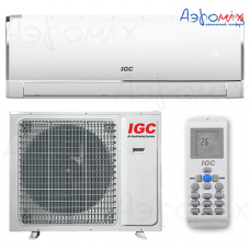 IGC RAS/RAC-09AX  Неинверторная сплит-система настенного типа  Magic