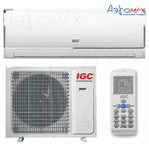IGC RAS/RAC-30AX  Неинверторная сплит-система настенного типа  Magic