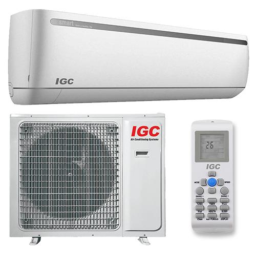 IGC RAS/RAC-12N2X Неинверторная сплит-система настенного типа Elbrus