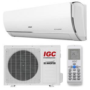 IGC RAS/RAC-V09N2X Инверторная сплит-система настенного типа Silver