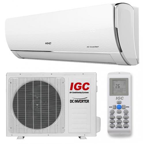 IGC RAS/RAC-V12N2X Инверторная сплит-система настенного типа Silver