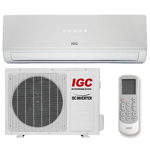 IGC RAS/RAC-V12NX Инверторная сплит-система настенного типа Smart DC Inverter