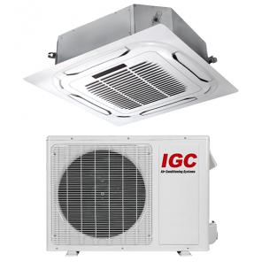 IGC ICХ-12H/U Неинверторная сплит-система кассетного типа
