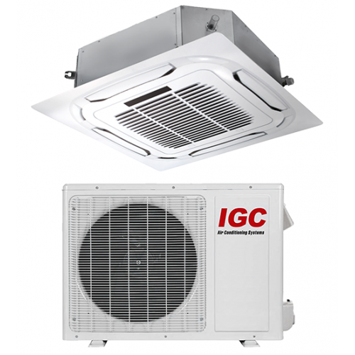 IGC  ICХ-18H/U Неинверторная сплит-система кассетного типа