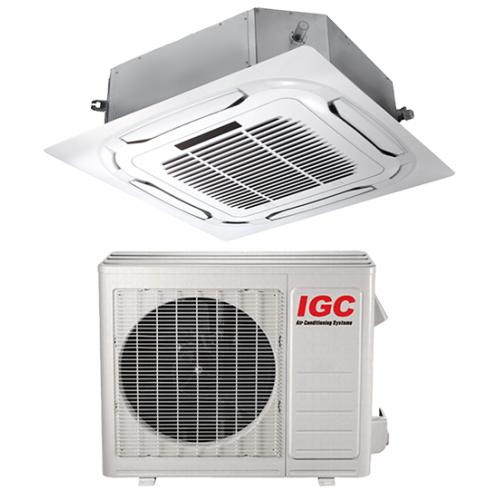 IGC ICХ-24H/U Неинверторная сплит-система кассетного типа
