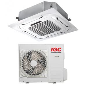 IGC ICХ-36HS/U Неинверторная сплит-система кассетного типа
