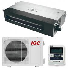 IGC IDХ-18H/U  Неинверторная сплит-система канального типа