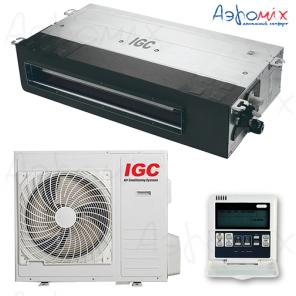 IGC IDХ-36HS/U Неинверторная сплит-система канального типа