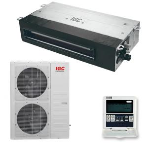 IGC IDХ-48HS/U Неинверторная сплит-система канального типа